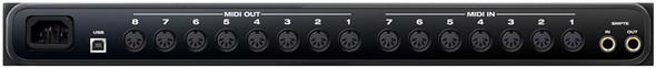 MOTU MIDI Express XT USB 8x8 MIDI interface with SMPTE