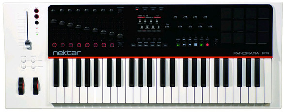 Nektar Panorama P4 Advanced 49 Note USB MIDI Controller Keyboard