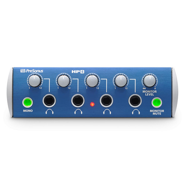 Presonus HP4 - Headphone Distribution Amplifier