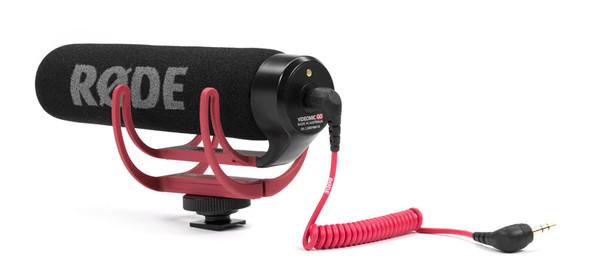 Rode Videomic Go Lightweight On-Camera Microphone