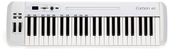 Samson Carbon 49 USB MIDI controller keyboard, inc. Native Inst. Komplete Elements