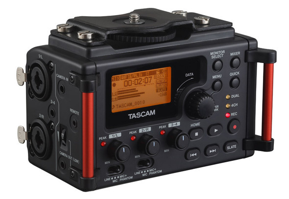 Tascam DR-60DMKII Four Track Portable Recorder