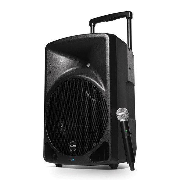 Alto Transport 12 Portable PA System with Battery Power