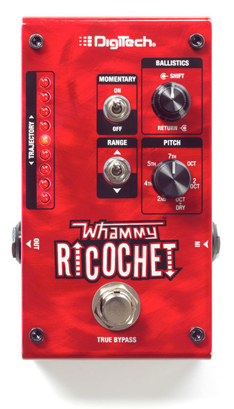 DigiTech Whammy Ricochet Pedal