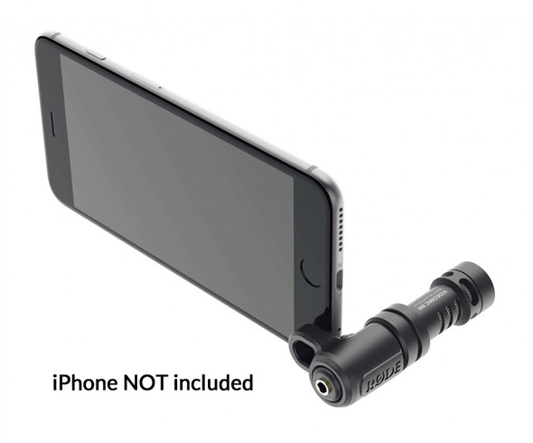 Rode VideoMic Me Directional Microphone for Smart Phones  (As New)