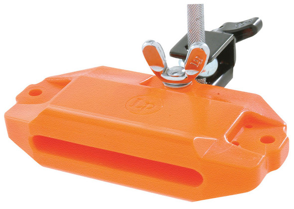 Latin Percussion LP1204 Piccolo Jam Block - Orange