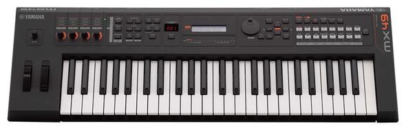 Yamaha MX49ii BK Synthesizer, Black