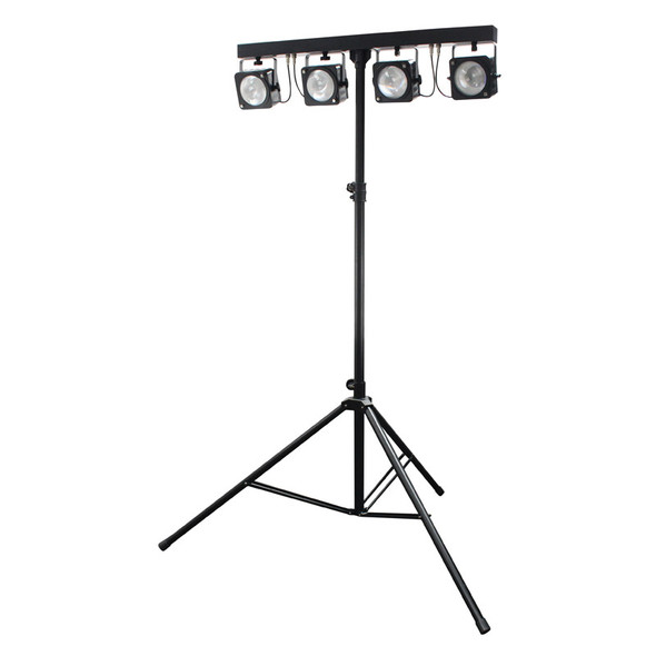 Equinox Gigabar MKII 4 x 30W RGB COB Bar Lighting System