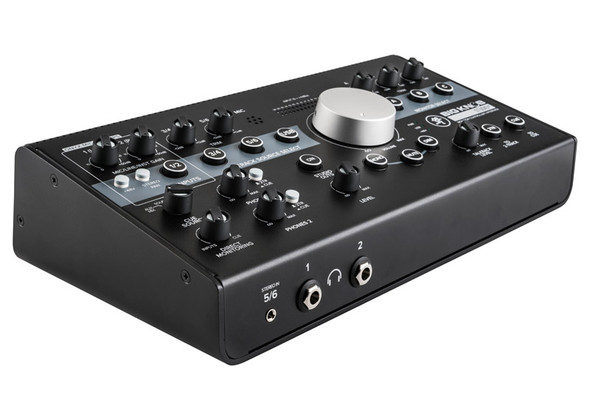 Mackie Big Knob Studio Plus USB Interface and Monitor Controller