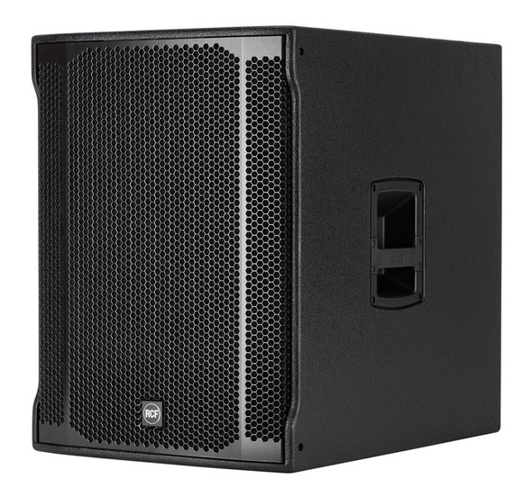 RCF SUB 8003-AS II 18 inch Active PA Subwoofer, (1100W)