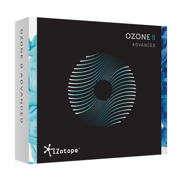 iZotope Ozone 8 Advanced UPGRADE from Ozone 1-7 (Download)