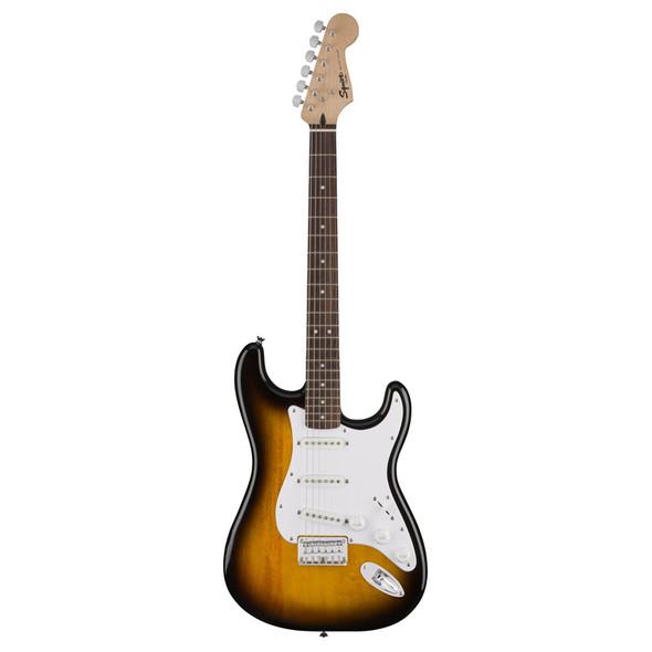 Fender Squier Bullet Stratocaster HT, Brown Sunburst