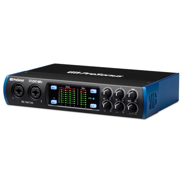 Presonus Studio 68C USB-C Audio & MIDI Interface