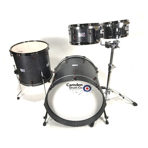 Camden Drum Co NW1 Turbo Fusion Shell Pack (Pre-Owned)
