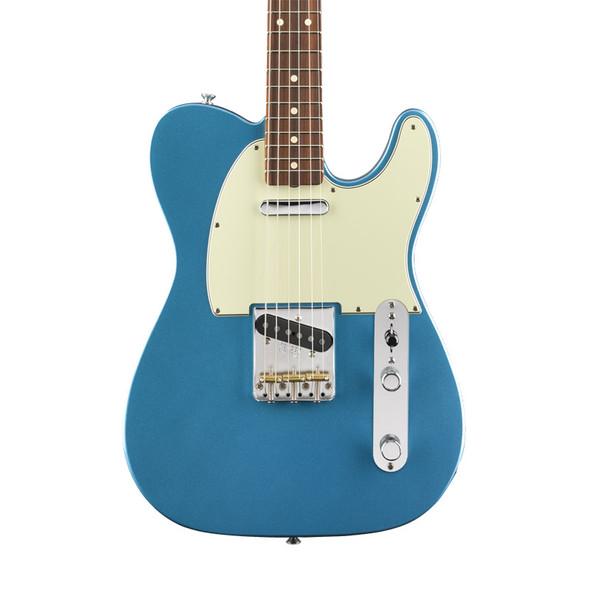 Fender Vintera 60s Telecaster Modified, Lake Placid Blue, Pau Ferro