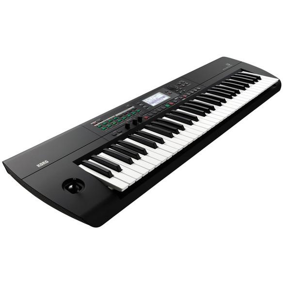 Korg I3 61 Key Workstation Synth, Black