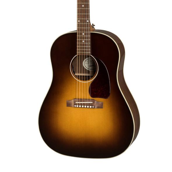 Gibson J-45 Studio Walnut Electro-Acoustic Guitar, Walnut Burst