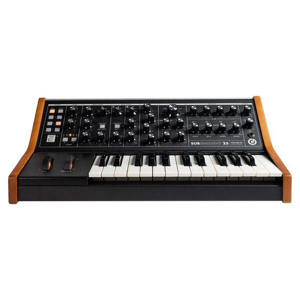 Moog SUBSEQUENT 25 Analogue Synthesizer