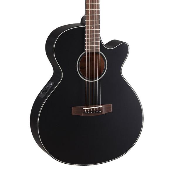 Cort SFX Electro Acoustic Guitar, Black Satin