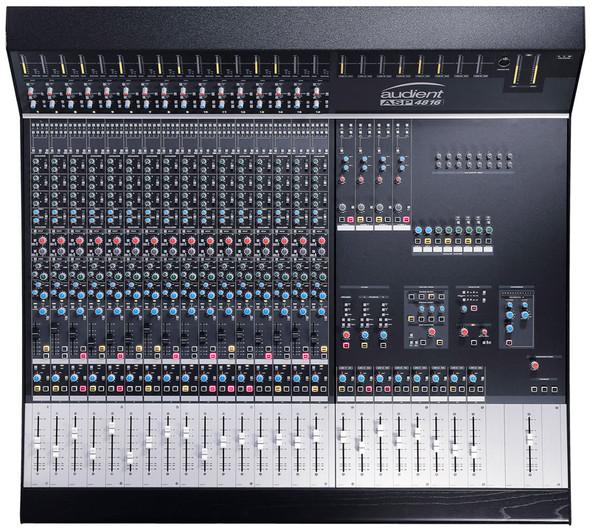 Audient ASP4816 Compact Analogue Recording Console