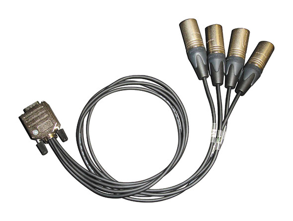 Audient ASP8AESCAB Breakout Cable for AES Capable ASP008
