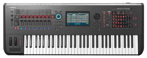 Yamaha Montage 6 61 note Synthesizer