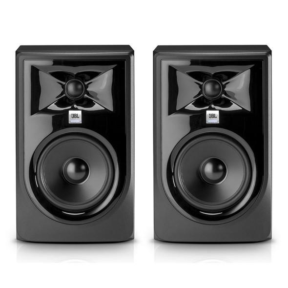 JBL LSR305P MkII 5 inch Active Studio Monitors, Pair