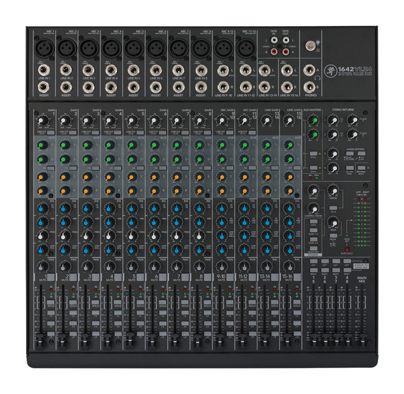 Mackie 1642-VLZ4 16 Channel Mixer