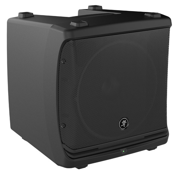 Mackie DLM12 Compact Active PA Speaker (Single)