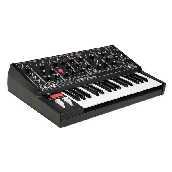 Moog Grandmother Dark Series Semi-Modular Analogue  Synth