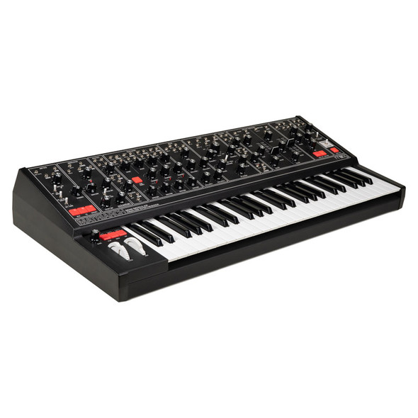 Moog Dark Series Matriarch Patchable 4-note Paraphonic Analogue Synthesiser