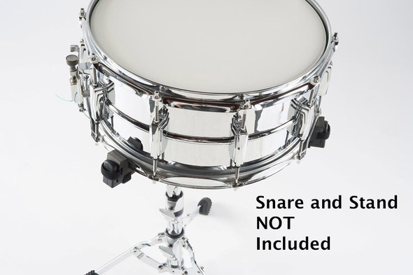 Little Booty Shakers Snare Drum Stand Isolation Mounts
