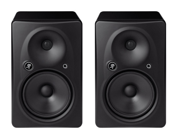Mackie HR824mk2 active studio monitors (pair)
