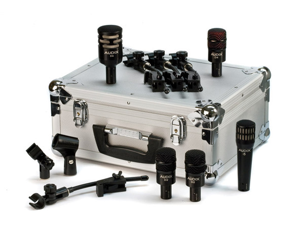 Audix DP5A 5-piece Drum Microphone Pack