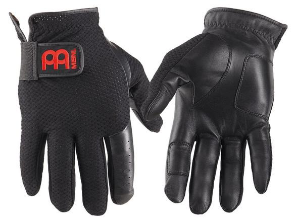 Meinl MDG-XL Drummer's Gloves, Black, Extra Large, XL