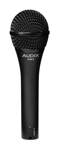 Audix OM3 Concert Dynamic Vocal Microphone