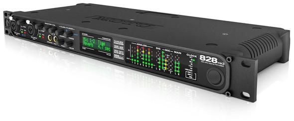 MOTU 828 Mk3 Hybrid FirewireUSB2 audio Interface