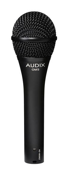 Audix OM5 Concert Dynamic Vocal Microphone