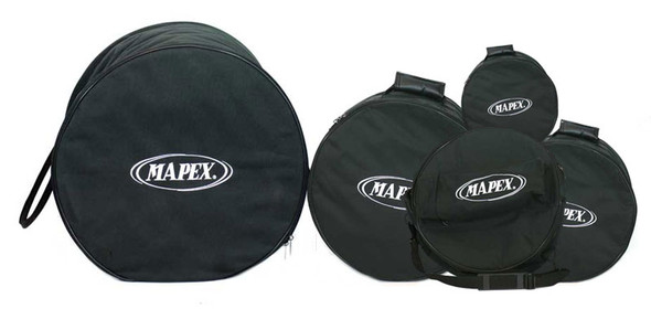 Mapex DB-20 Fusion Padded Drum Cases