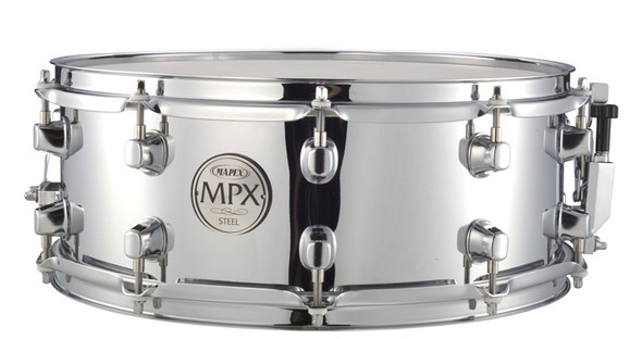 Mapex MPX 14 x 5.5 inch Steel Snare Drum