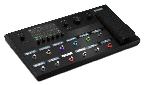 Line 6 Helix Tour Grade Multi FX Pedal  (Ex-Display)
