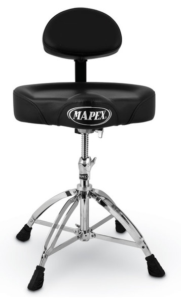 Mapex T775A Saddle Top Throne + Back Rest