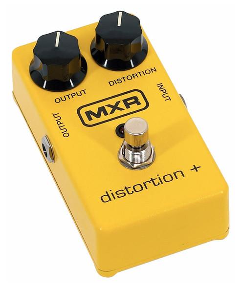 MXR M104 Distortion+ Guitar Effects Pedal