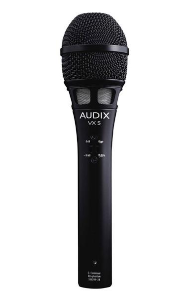 Audix VX5 condenser vocal microphone