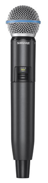 Shure GLXD24UK/B58 Beta 58A Digital Wireless Vocal System  (Ex-Display)