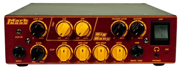 Markbass Big Bang 500 Watt Bass Head