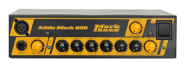 Markbass Little Mark 800 Bass Guitar Amplifier Head 800 Watt