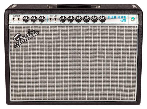 Fender 68 Custom Deluxe Reverb 22-Watt 1x12 Guitar Amp Combo