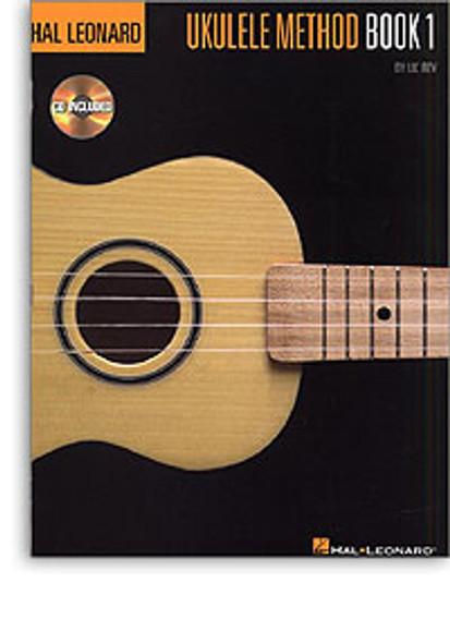 Hal Leonard Ukulele Method: Book 1 (CD Edition)