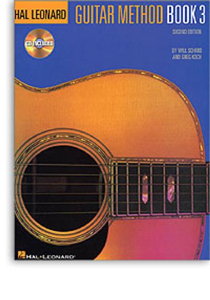 Hal Leonard Guitar Method Book 3 Second Edition